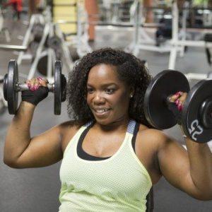Fibroids: 'I knew where I wanted to go'